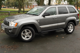 Jeep Grand Cherokee 3.0 CRD V6 Limited Station Wagon 5dr