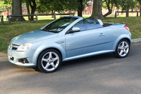 Vauxhall Astra Tigra 1.4i Exclusive 2dr (a/c)