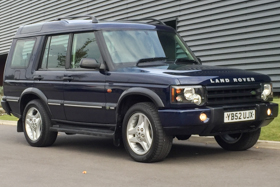 Land Rover Discovery 2.5 ( 7 st ) 2003 Td5 Adventurer
