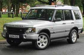 Land Rover Discovery 2 2.5Td5 ( 7st ) auto 2004 ES Premium