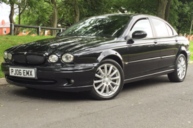 Jaguar X-TYPE 2.0D 2006 S