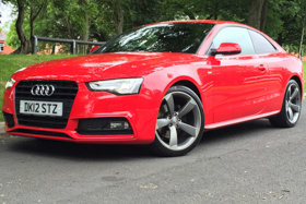 Audi A5 2.0 TDI (177) Black Edition 2dr