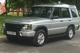 Land Rover Discovery 2.5Td5 ( 5 st ) auto 2003 GS