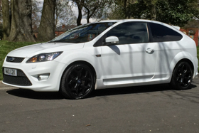 Ford Focus 2.5 ST-3 225 SIV MY ST3