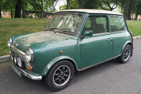 Austin Mini1.3 Cooper 35 Limited Edition 2dr
