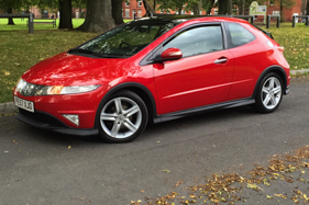 Honda Civic 2.2 i Type S GT GT 3dr