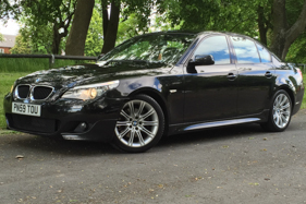 BMW 520d M Sport Buisness Edition