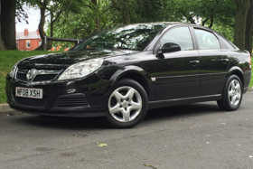 Vauxhall Vectra 1.8i VVT ( 140ps ) 2008 Exclusiv