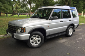 Land Rover Discovery 2 2.5 Td5 GS 5dr (7 seat)