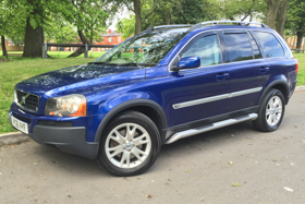 Volvo XC90 2.4 D5 SE Sport Ocean Race Geartronic AWD 5dr