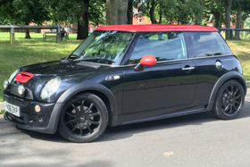 MINI COOPER S (GENUINE JOHN COOPER WORKS KIT