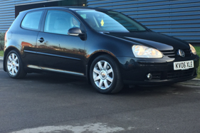 Volkswagen Golf 2.0 FSI 4Motion 2006 GT 150BHP