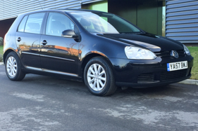 Volkswagen Golf 1.9TDI ( 105PS ) DSG 2008 Match