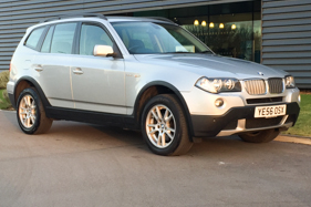 BMW X3 3.0d auto 2007 SE With Sat Nav