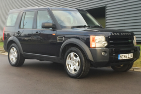 Land Rover Discovery 3 2.7TD V6 2006 S