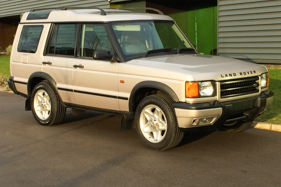 Land Rover Discovery 2.5Td5 2000 ES (7 seat)
