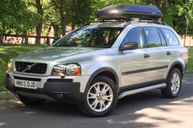Volvo XC90 Geartronic